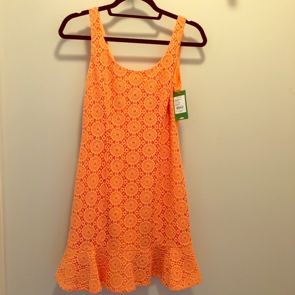 Lilly Pulitzer Dresses & Skirts - Never worn Lilly Pulitzer Sevilla Dress.